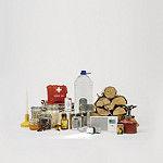 Bilde av utstyr til å klare seg hjemme