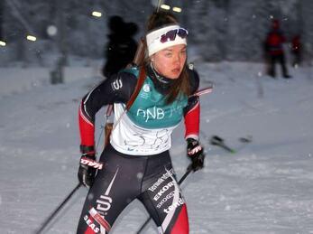 Gunn Kristi Tvinnereim   Foto: Nordfjord Team