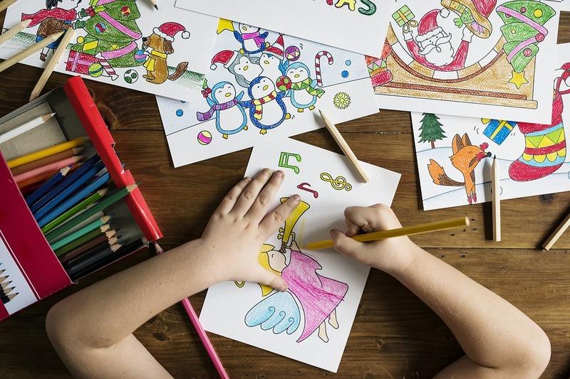 Illustrasjonsbilde barn