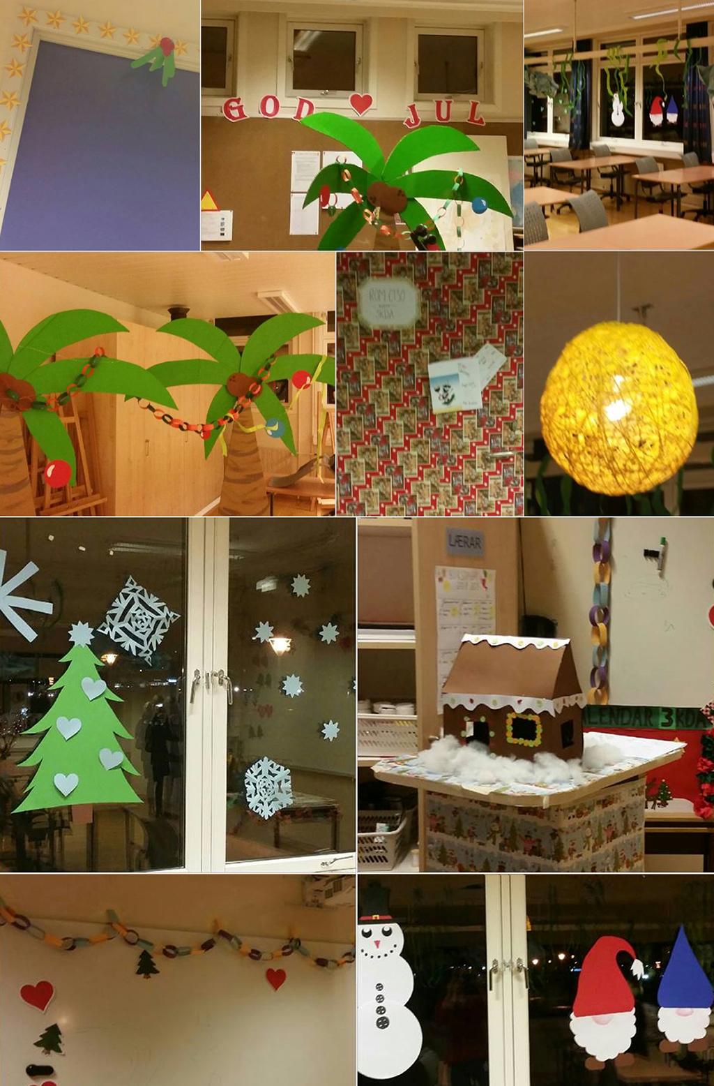 Julepynta klasserom for 3KDA, foto Inger Grønntun.jpg