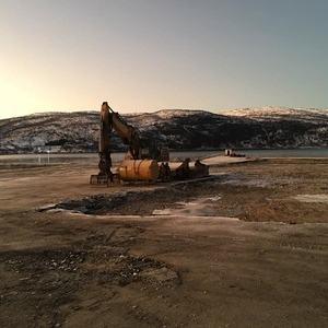 Vinternes Dåfjord