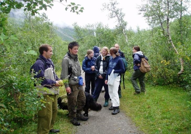 Utferd til Bødalen i Nordfjord
