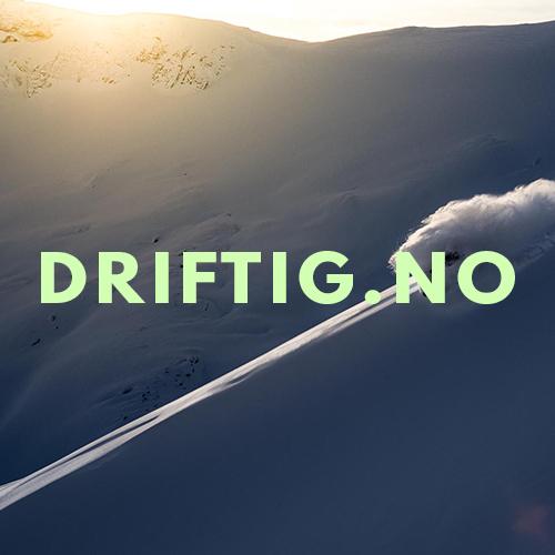 Driftig logo