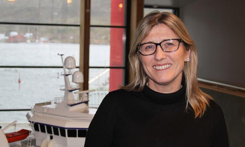 Prosjektleiar Mona Bakke Svarstad