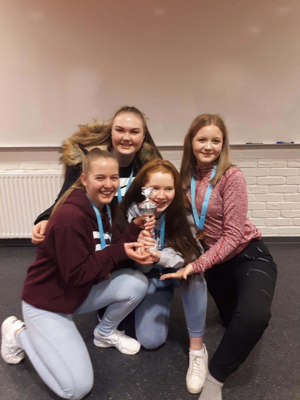 barn og ungdom vinnarar på fylkesmesterskap 2019