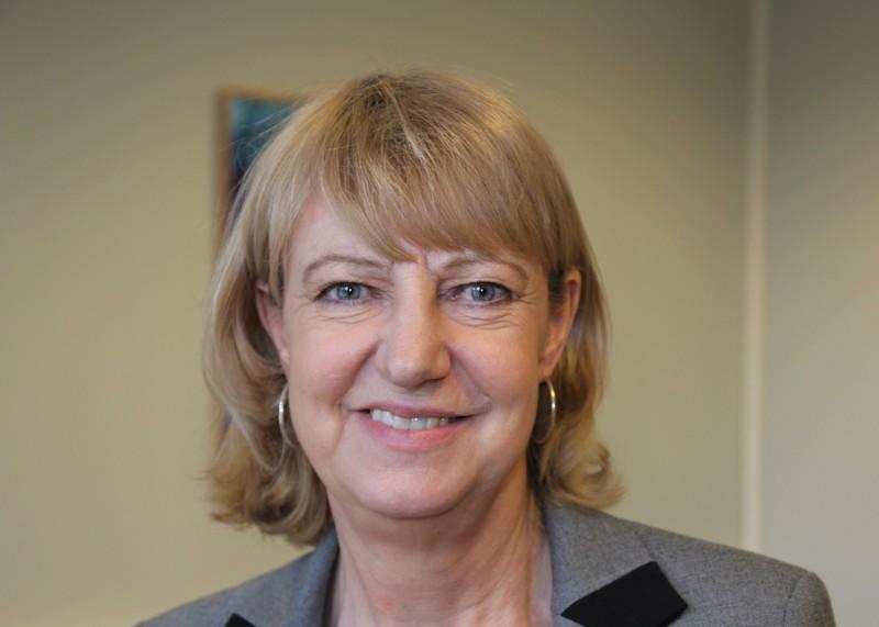 Organisasjonssjef Heidi Engestøl