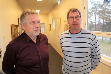 Bilde av Leif Sakariassen og Eivind Drivenes