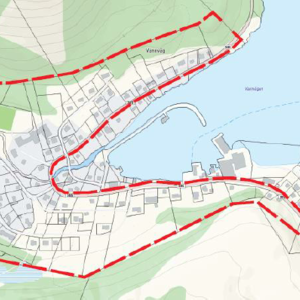 regplan vannvåg sentrum