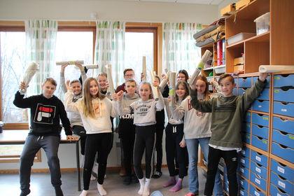 Elevrådet ved Bratteberg skule