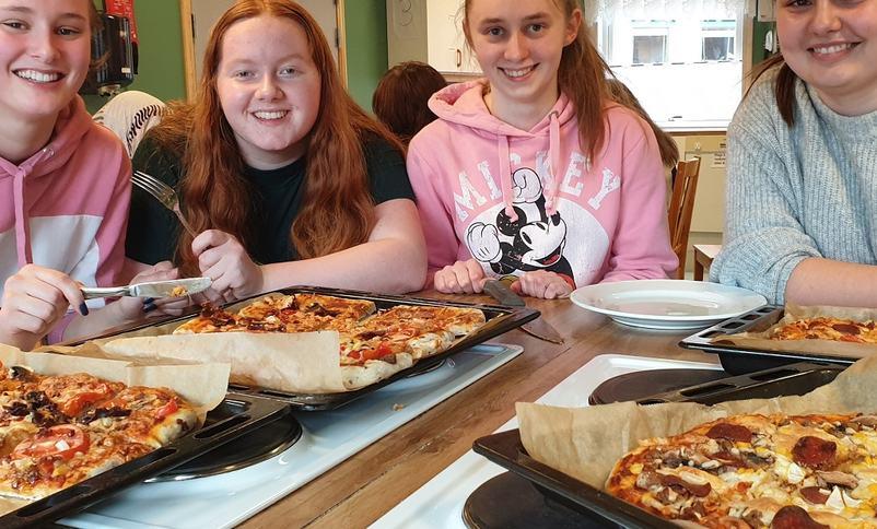 Elevar lagar pizza
