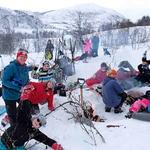 Friluftsskolen vinterferie 2019_8_Tine M Hagelin