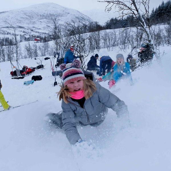 Friluftsskolen vinterferie 2019_9_Tine M Hagelin