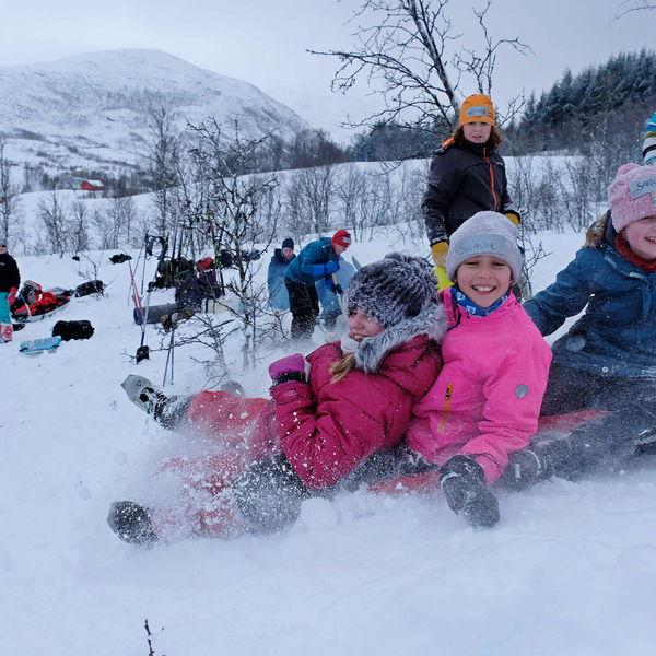 Friluftsskolen vinterferie 2019_Tine M Hagelin