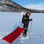 Friluftsskole vinterferien 2019 Tromsø_3_Tine M Hagelin