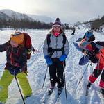 Friluftsskole vinterferien 2019 Tromsø_4_Tine M Hagelin