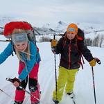 Friluftsskole vinterferien 2019 Tromsø_7_Tine M Hagelin