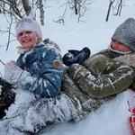 Friluftsskole vinterferien 2019 Tromsø_8_Tine M Hagelin