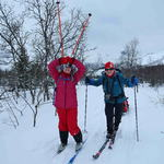 Friluftsskole vinterferien 2019 Tromsø_17_Tine M Hagelin