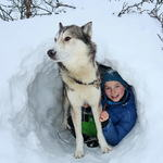 Friluftsskole vinterferien 2019 Tromsø_23_Tine M Hagelin