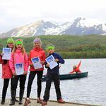 Friluftsskole Balsfjord 2017_diplom_Tine Marie Hagelin