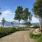 Sydspissen turvei ved sydligste punktet p+Ñ Troms+©ya_H Romsaas