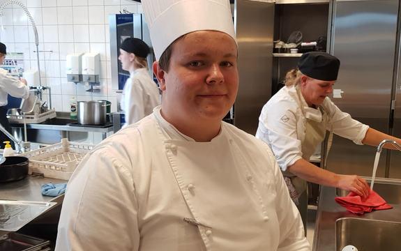 Norgesmeister Daniel Bjørnset