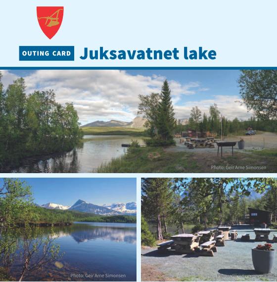 Clip_eng_Juksavatnet lake