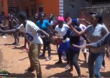 UYDEL youth dancing