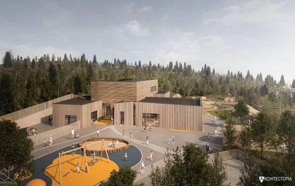 Ny barnehage - Marker kommune