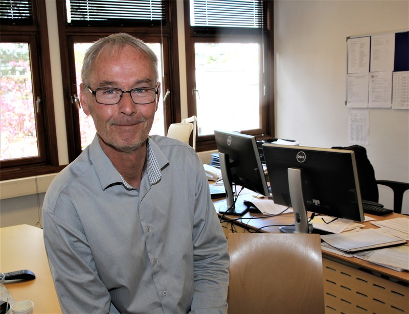 Kommunalsjef for oppvekst Steinar Harbo