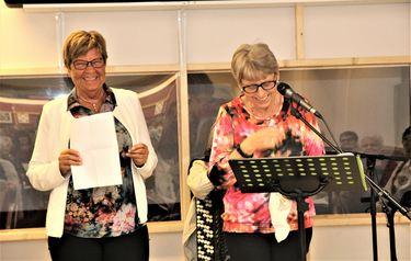 Astrid Gauslaa og Arna Hægeland