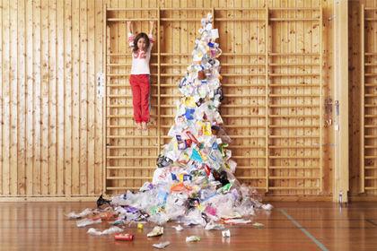 Kvar enkelt nordmann produserer mykje hushald avfall