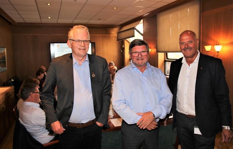 Svein Skisland, Stein Ytterdahl og Nils Olav Larsen