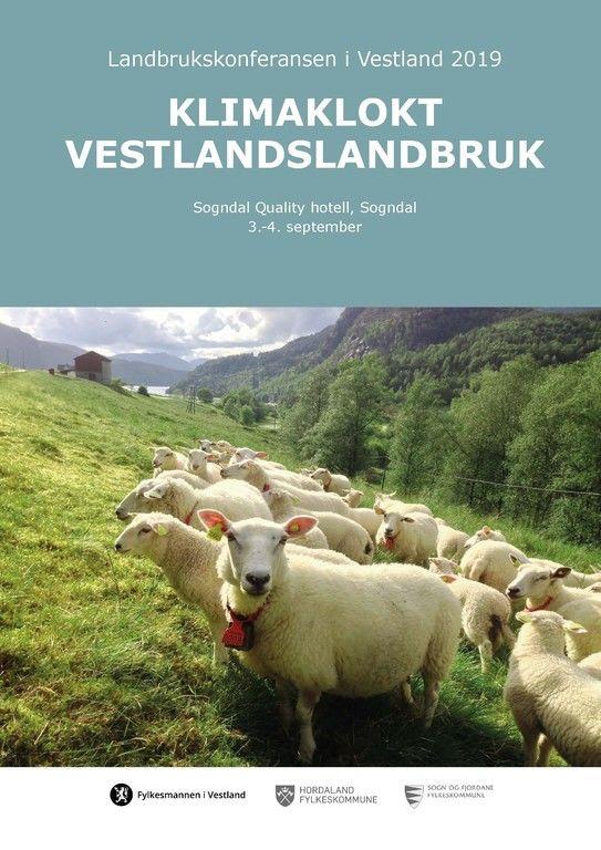 Bilde landbrukskonferansen Vestland 2019