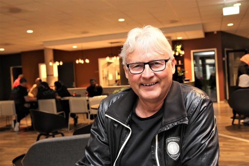 Jan Gerhard Stømne