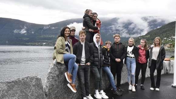 Foto: Anne-Mari Aalerg Fjordingen