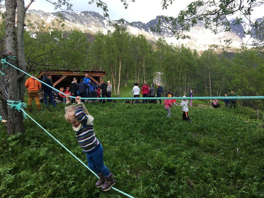 Jungelstedet, det mest populære turmålet. Foto: Tine Marie Valbjørn Hagelin