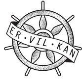 ER-VIL-KAN -logo