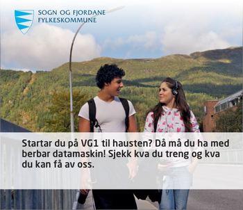 PC ording for vg1 elevar