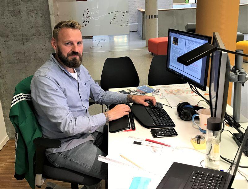 Svend-Åge Strisland er ansatt som ny byggesaksleder.