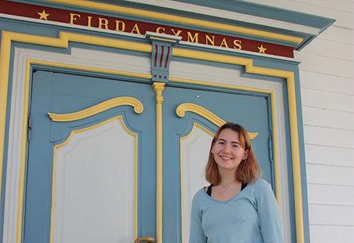 Sigrid Losnegåard - vinnar av talekonkurranse 2019