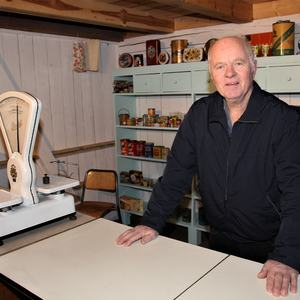 Arne Faremo, Øvrebø Historielag