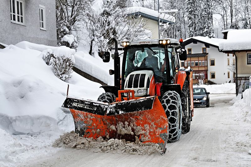 vei,snø,måking
