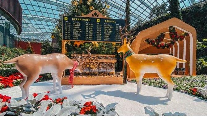 Utstillingen i Singapore