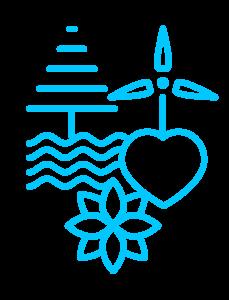 Logo marker kommune