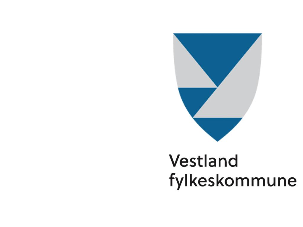 Nyheit ny logo Vestland fylkeskommune