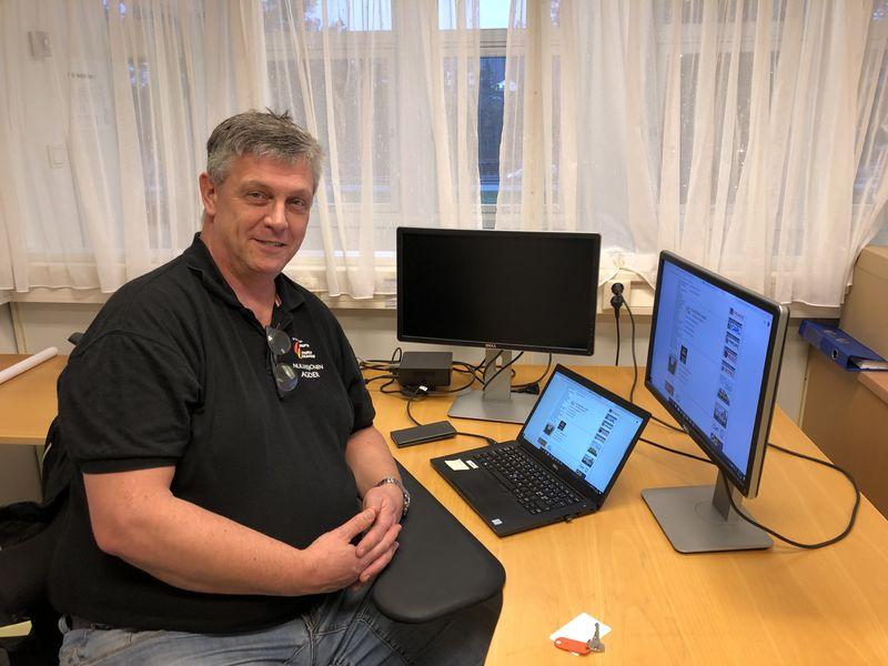 Regionleder i Nullvisjonen, Tom Erik Dønnestad