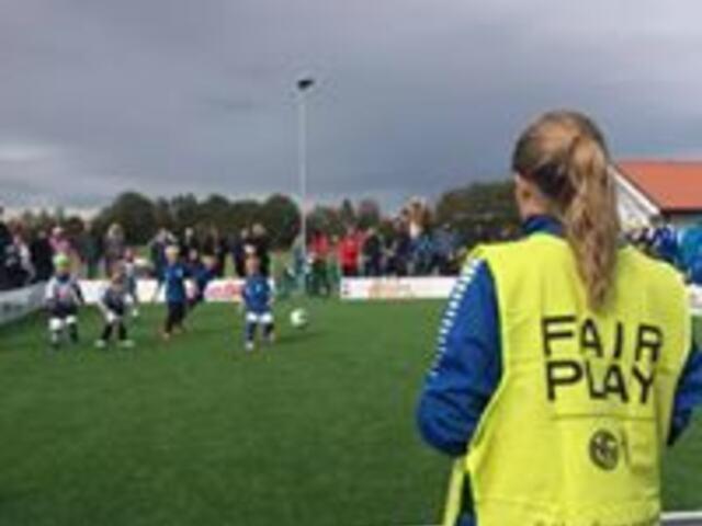 Klubbdommer - Fair Play - kampvert