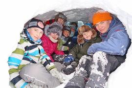 Friluftsskole vinterferien 2019 Tromsø_12_Tine M Hagelin