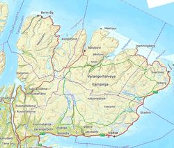 Varangerhalvøya